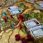 Chaos in the Old World by Fantasy Flight Games
